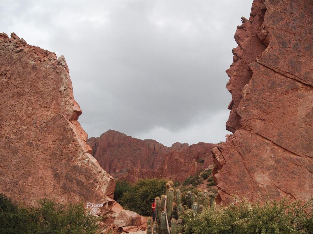 Puerta del Diablo, Tupiza